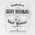 Glory, Hallelujah Print by Photo Researchers