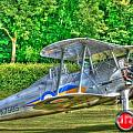 Gloster Gladiator 1938 Print by Chris Thaxter