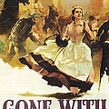 Gone With The Wind Print by Nomad Art And  Design