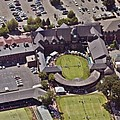 Grass Tennis Hall of Fame 194 Bellevue Ave Newport RI 02840 3586 Print by Duncan Pearson