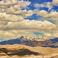 Great Sand Dunes National Monument Print by James BO  Insogna