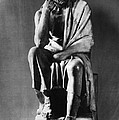 Greek Philosopher Print by Photo Researchers