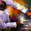 Greg Phillinganes from Toto Print by Miki De Goodaboom