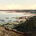 Guernsey - Rocquaine Bay - Channel Islands - England Poster by International Images