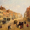 Guildford High Street Print by English School