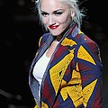 Gwen Stefani On The Runway For L.a.m.b Poster by Everett