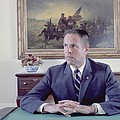 H. R. Haldeman Served As White House Poster by Everett