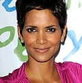 Halle Berry At Arrivals For Silver Rose Poster by Everett