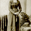 Harriet Tubman, Ca. 1860-75 Print by Everett