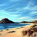 Havik Beach Print by Janet King