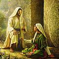 He is Risen Print by Greg Olsen