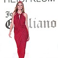 Heidi Klum In Attendance For The Heart Poster by Everett
