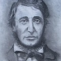 Henry David Thoreau Print by Jack Skinner