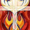 holy spirit Poster by Mark Jennings