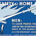 Home Safety Is Home Defense Print by War Is Hell Store