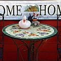 Home Sweet Home Poster by Jeff Lowe