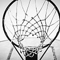 Hoop Dreams Print by Susan Stone