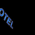Hotel Poster by Stylianos Kleanthous