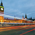 Houses Of Parliament Poster by Ray Wise