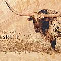 Hunt's Command Respect Poster by Jerrywayne Anderson