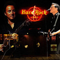 In the Hard Rock Cafe Poster by Stefan Kuhn