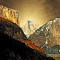 In The Presence Of God Poster by Wingsdomain Art and Photography