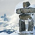 Inukchuk Whistler Poster by Pierre Leclerc Photography