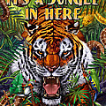 It's a Jungle  Print by JQ Licensing
