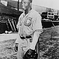 Jackie Robinson 1919-1972 In Kansas Print by Everett