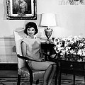 Jacqueline Kennedy, Circa. 1960s Print by Everett