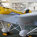 JDT Mini Max 1600R . EROS . Single Engine Propeller Kit Airplane . 7D11169 Print by Wingsdomain Art and Photography