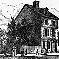 JEFFERSONS HOUSE, 1776 Poster by Granger