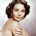 Jennifer Jones, Ca. Early 1950s Print by Everett