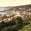 Jersey - Saint Aubins - Channel Islands - England Poster by International  Images