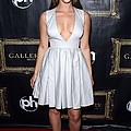 Jessica Lowndes At Arrivals For Jessica Poster by Everett