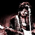 Jimi  by Andrea Barbieri