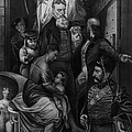 John Brown Meeting Slave Mother Print by Photo Researchers
