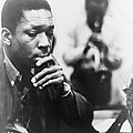 John Coltrane 1926-1967, Master Jazz Print by Everett