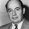John Von Neumann 1903-1957 by Everett