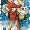 Joyous Christmas Poster by Unknown