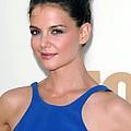 Katie Holmes At Arrivals For The 63rd Poster by Everett