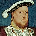 King Henry VIII Poster by Hans Holbein the Younger