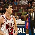 Kirk Hinrich Poster by Andrei Shliakhau