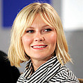 Kirsten Dunst At The Press Conference Poster by Everett