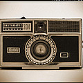 Kodak Instamatic Camera Print by Mike McGlothlen