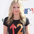 Kristen Bell In Attendance For Stand Up Poster by Everett
