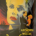 La Dame De Shanghai Poster by Nomad Art and  Design