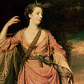 Lady Dawson Poster by Sir Joshua Reynolds