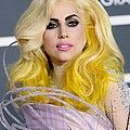 Lady Gaga At Arrivals For 52nd Annual Poster by Everett