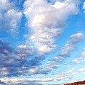 Lake Powell Clouds Poster by Thomas R Fletcher